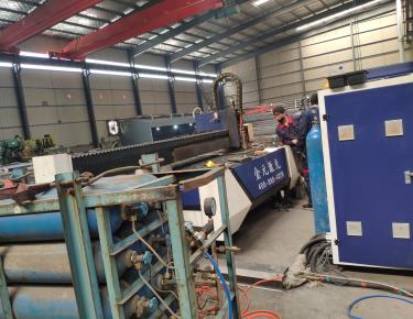 温室大棚骨架生产设备