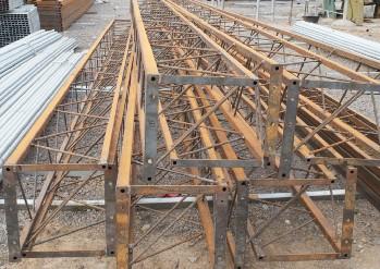 薄膜温室桁架
