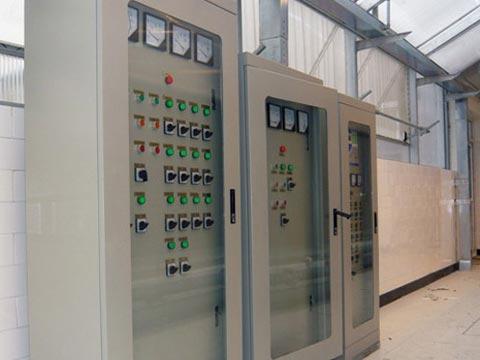 智能温室控制系统