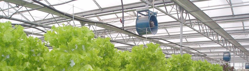 温室大棚配套系统