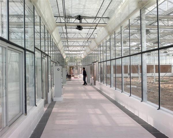 科研温室建设
