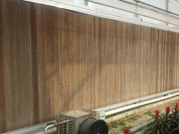 玻璃温室水帘